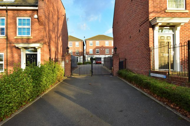 Thumbnail Town house for sale in Madison Close, Sutton
