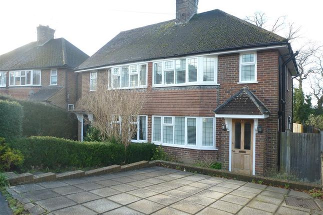 Thumbnail Property to rent in Edward Road, Haywards Heath