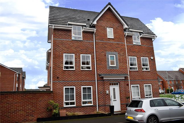 Thumbnail Semi-detached house for sale in Willis Place, St Johns, Worcester, Worcestershire