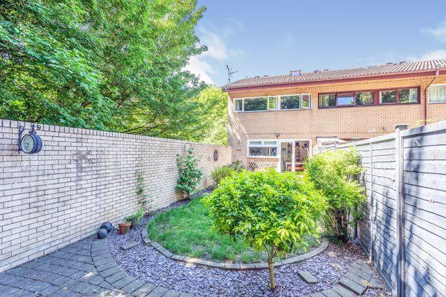3 bed end terrace house for sale in Mullen Avenue, Downs Barn, Milton Keynes MK14