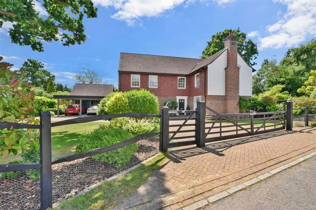 Thumbnail Detached house for sale in Birchwood Close, Ifold, Billingshurst, West Sussex