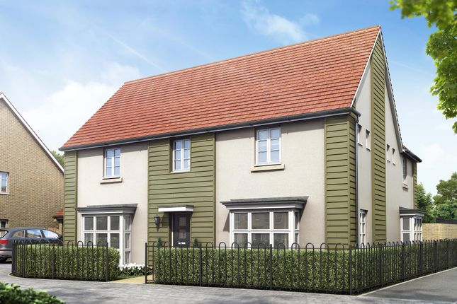 """Thumbnail Detached house for sale in """"Earlswood"""" at Bearscroft Lane, London Road, Godmanchester, Huntingdon"""