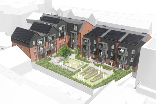 2 bed flat for sale in Victoria Court, Victoria Road, Winchester
