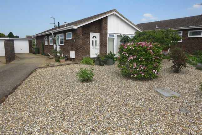 Thumbnail Detached bungalow for sale in Grovelands, Ingoldisthorpe, King's Lynn