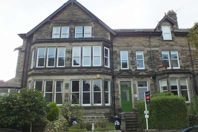 Thumbnail Flat to rent in 25 Mornington Crescent, Harrogate
