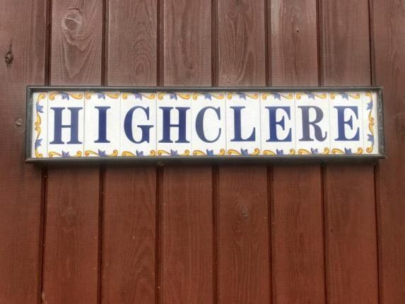 Highclere of Church Lane, Farndon, Chester, Cheshire CH3