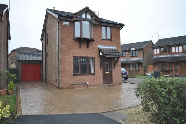 Thumbnail Detached house to rent in Hereford Avenue, Great Sutton, Ellesmere Port