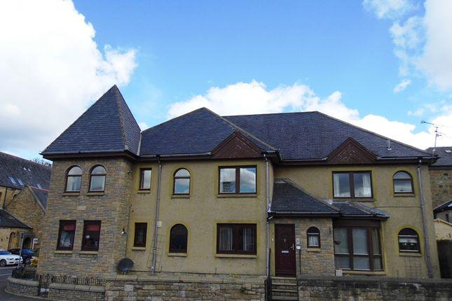 Thumbnail Flat to rent in St Modans Court, Falkirk