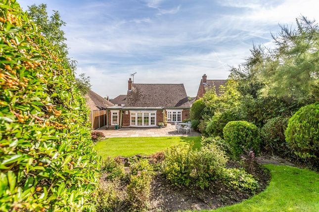 Thumbnail Detached bungalow for sale in Lechmere Avenue, Chigwell