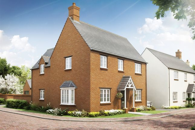 """Thumbnail Detached house for sale in """"The Yardley"""" at Heathencote, Towcester"""