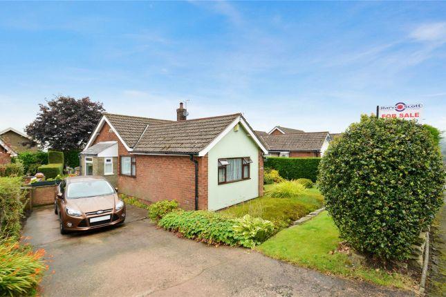 Thumbnail Semi-detached bungalow for sale in Gleave Avenue, Bollington, Macclesfield, Cheshire