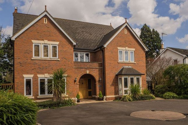 Thumbnail Detached house for sale in Redwell Road, Wellingborough