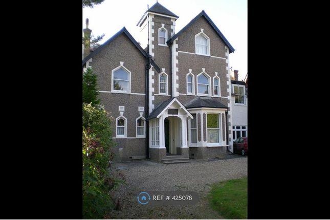 Thumbnail Flat to rent in Bradbourne Park Road, Sevenoaks, Kent