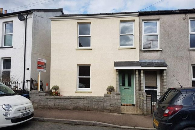 Thumbnail Semi-detached house for sale in Princes Street, Abergavenny