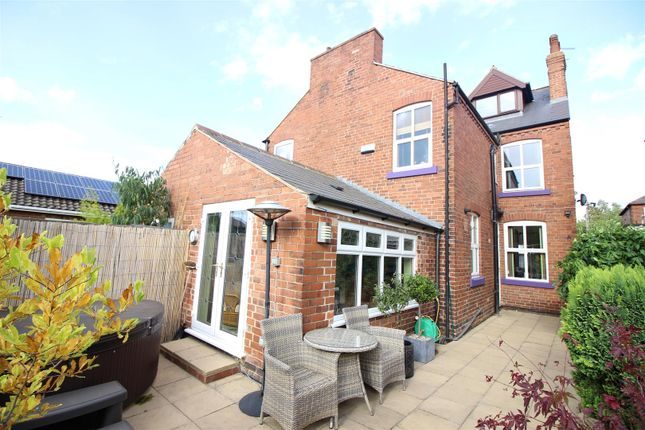 Thumbnail Semi-detached house for sale in Lime Grove, Stapleford, Nottingham