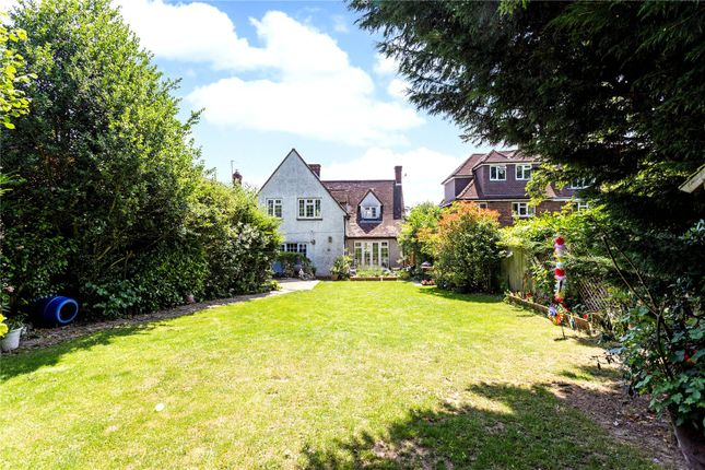 Thumbnail Detached house for sale in Lavender Cottage, 51 Hadlow Road, Tonbridge
