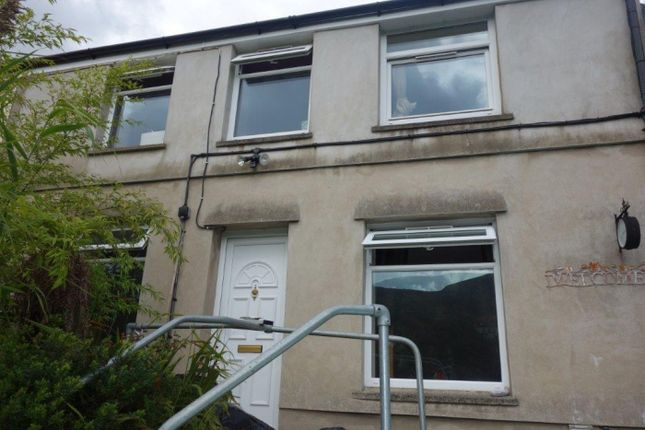 Thumbnail Terraced house to rent in Trealaw, Rct