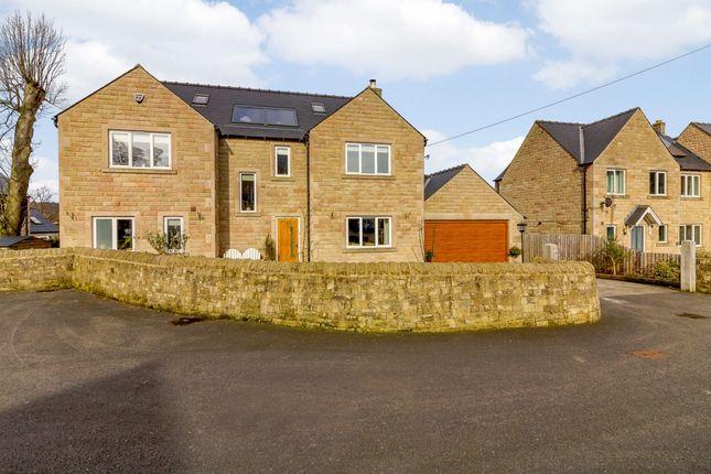 Thumbnail Detached house for sale in Alders Field, Alders Lane, Matlock, Derbyshire