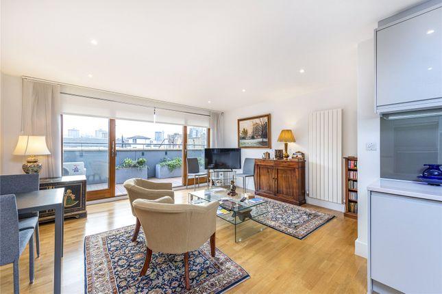 Thumbnail Flat for sale in Chant House, 100-102 Arlington Road, London