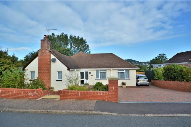 Thumbnail Detached bungalow for sale in Sidcliffe, Sidmouth, Devon