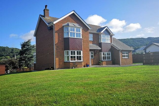 Thumbnail Detached house for sale in Clarach, Aberystwyth