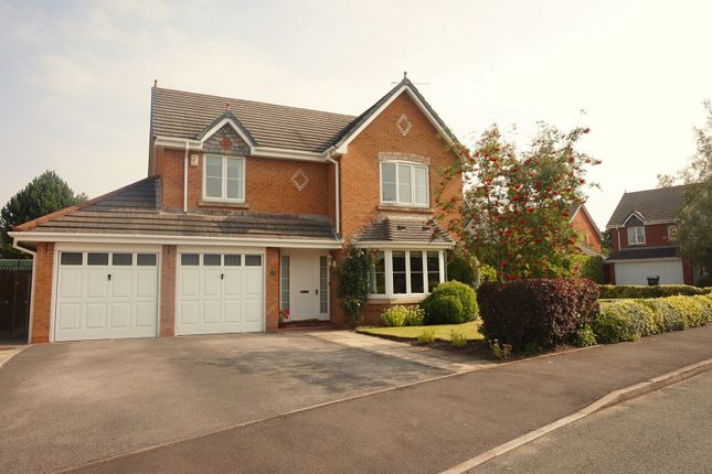 Thumbnail Detached house for sale in Fair-Green Road, Newcastle