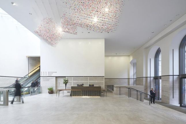 Thumbnail Office to let in 111 Buckingham Palace Road, Victoria, London