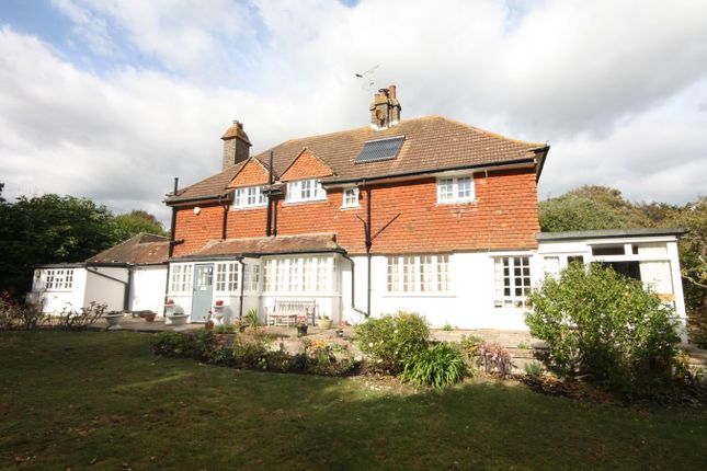 Thumbnail Detached house for sale in Cooden Sea Road, Cooden, Bexhill