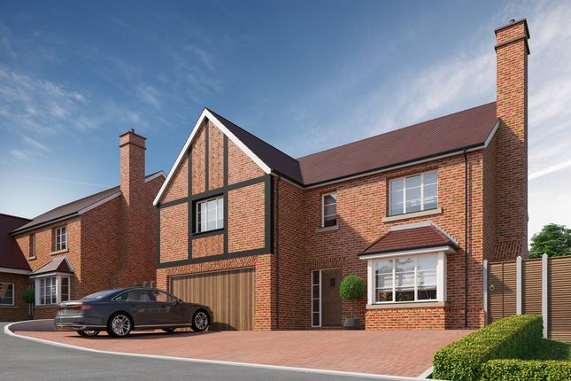 Thumbnail Detached house for sale in Loscoe Denby Lane, Loscoe, Heanor