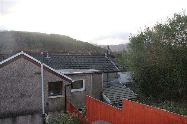 Views of Llewellyn Street, Pentre CF41