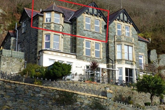 Thumbnail Flat for sale in Llanaber, Barmouth