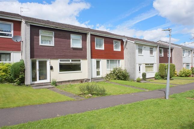 Thumbnail Terraced house to rent in Pine Crescent, East Kilbride, Glasgow
