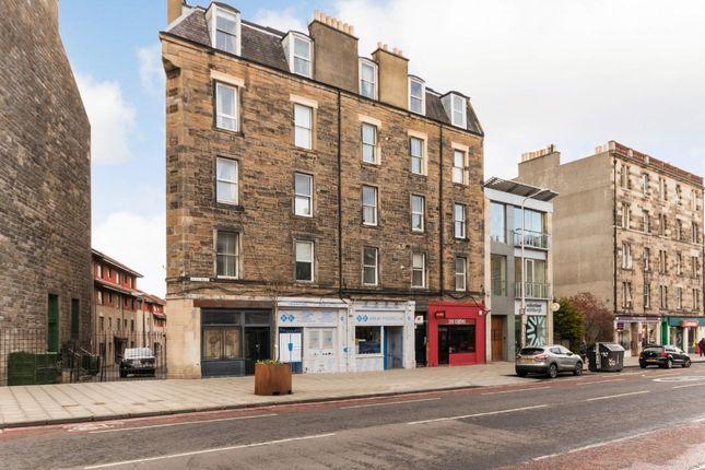 Thumbnail Flat to rent in Leith Walk, Leith, Edinburgh