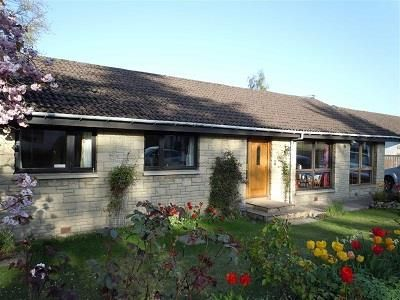 Thumbnail Detached house to rent in The Grove, Auchterarder, Perthshire