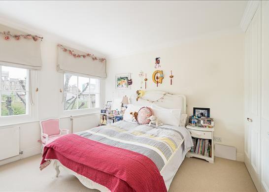 Bedroom 1 of Bedford Gardens, Kensington, London W8