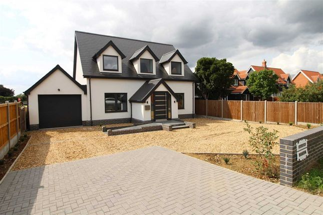Thumbnail Detached house for sale in Brandon Cottage, Sturrick Lane, Great Bentley, Colchester