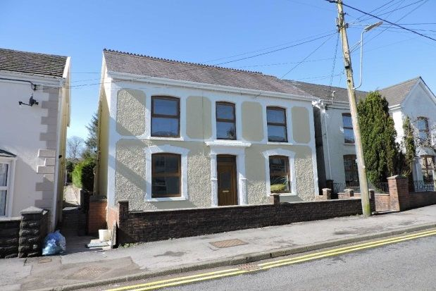 Thumbnail Property to rent in New Road, Cwmllynfell, Swansea