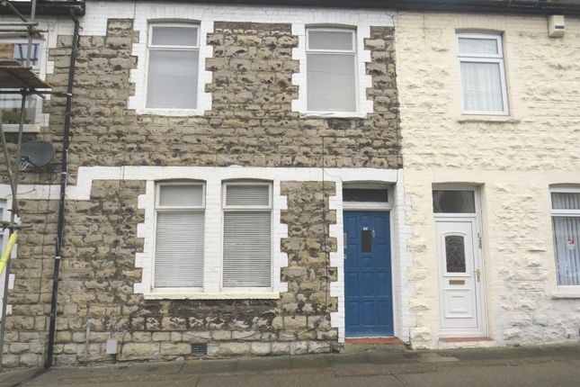 Terraced house for sale in Queen Street, Barry