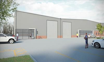 Light industrial to let in Unit 2 Hownsgill Industrial Park, Templeton, Consett