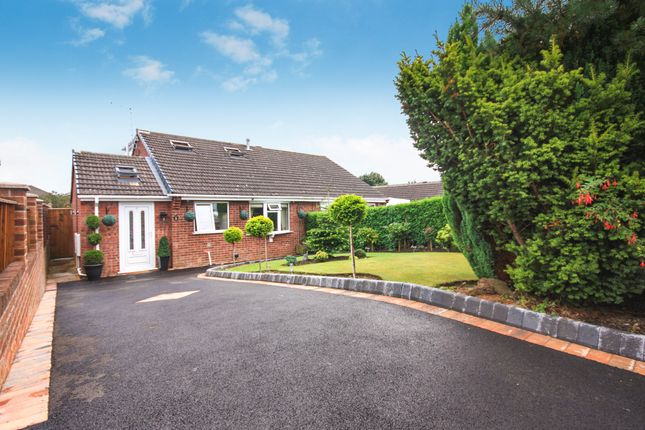 3 bed bungalow for sale in Spey Drive, Kidsgrove, Stoke-On-Trent ST7