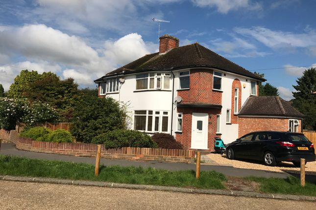Thumbnail Semi-detached house to rent in Meadow Way, Reigate