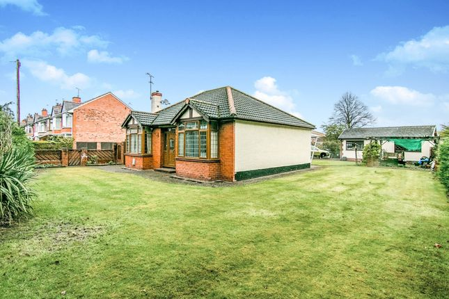 Thumbnail Detached bungalow for sale in Woodsome Drive, Whitby, Ellesmere Port