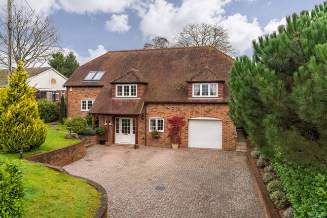 Thumbnail Detached house for sale in Pound Hill, Landford, Salisbury
