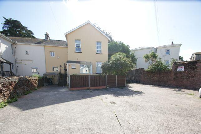 Thumbnail Flat for sale in Totnes Road, Paignton