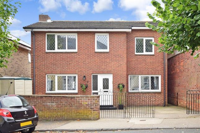 Thumbnail Detached house for sale in Melville Street, Sandown, Isle Of Wight