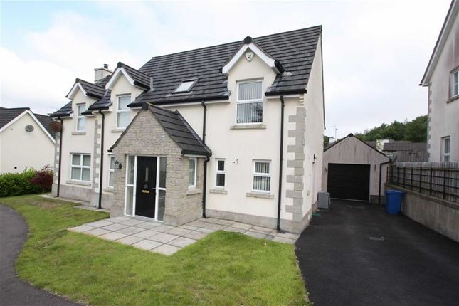 4 bedroom detached house for sale in Labyrinth Cottages, Ballynahinch