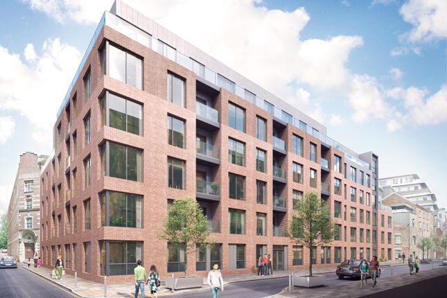 Thumbnail Flat to rent in Flat 55, Halo House, 27 Simpson Street, Manchester