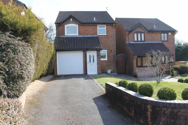 Thumbnail Detached house for sale in The Maltings, Pontprennau, Cardiff