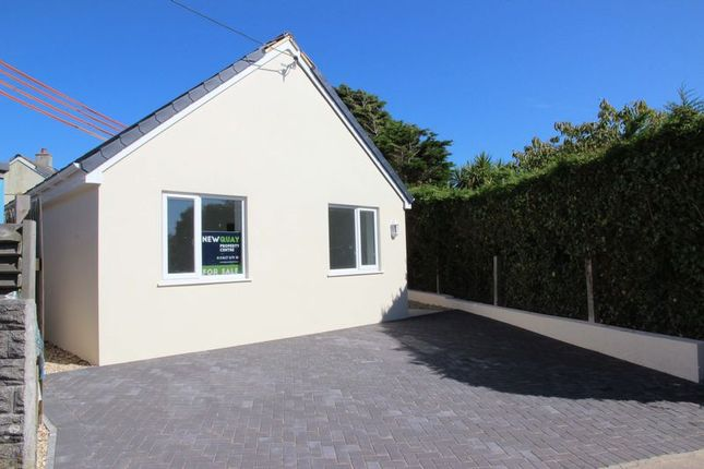 Thumbnail Detached bungalow for sale in Angevran Meadow, Cubert, Newquay