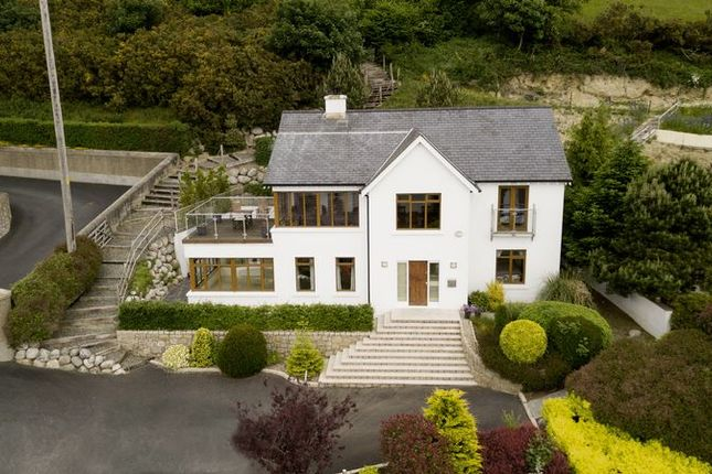 Thumbnail Detached house for sale in Killowen Old Road, Rostrevor, Newry